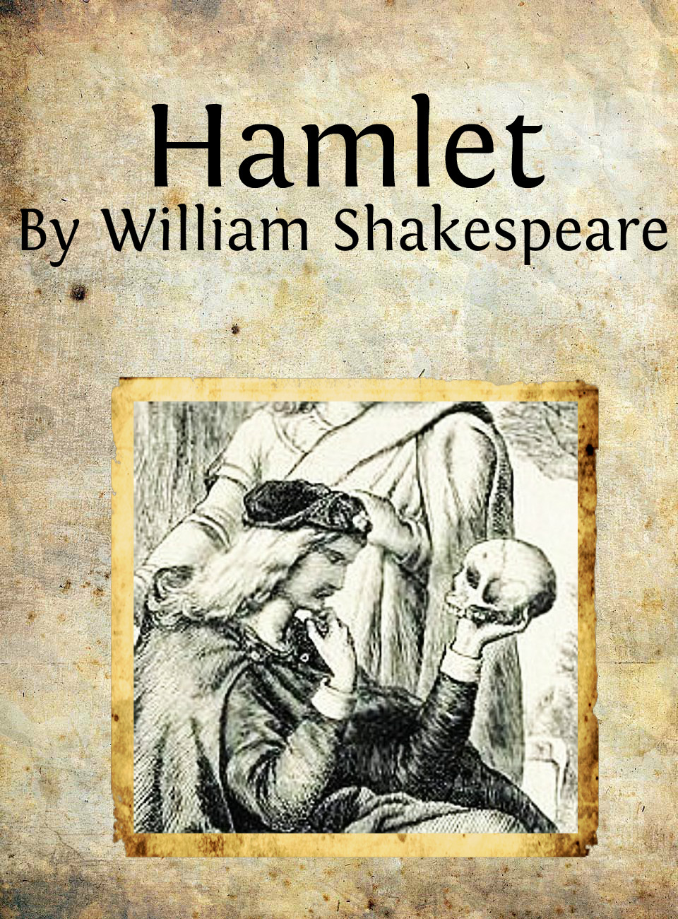 (pic - Story) Hamlet - Front Cover